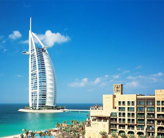 迪拜旅游景点风景