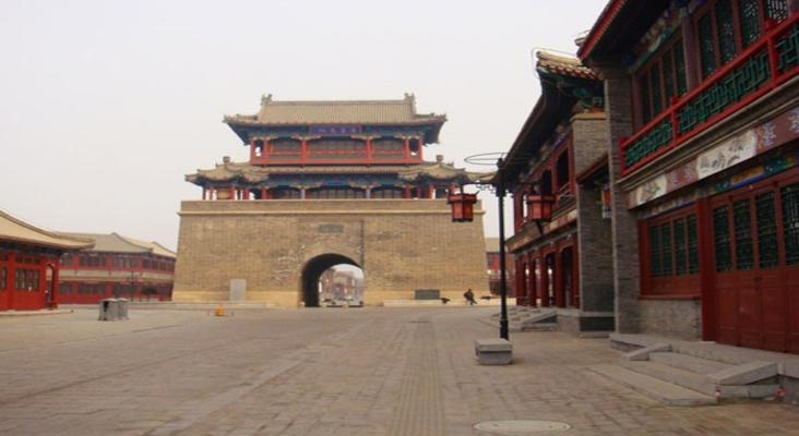 安徽桐城古城区旅游景点介绍