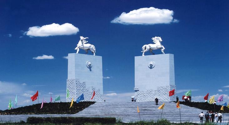 鄂尔多斯旅游景点风景