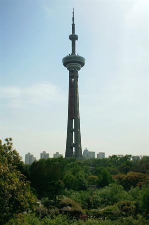 南京广播电视塔_南京广播电视塔旅游攻略