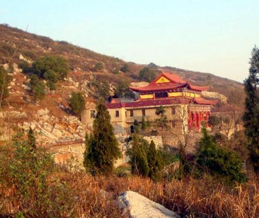 黄荆山风景区旅游景点攻略