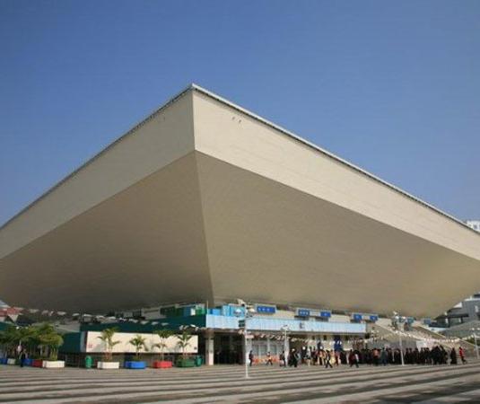 香港体育馆(红馆)旅游景点风景